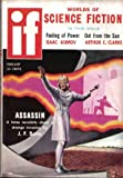 Worlds of IF Science Fiction, February 1958 (Volume 8, No. 2) (1415658021) by Isaac Asimov