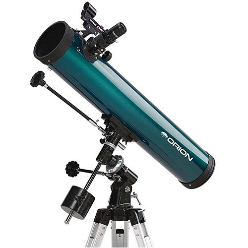Best Review Of Orion SpaceProbe 3 Equatorial Reflector Telescope