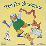 Ten Fat Sausages (Classic Books With Holes)
