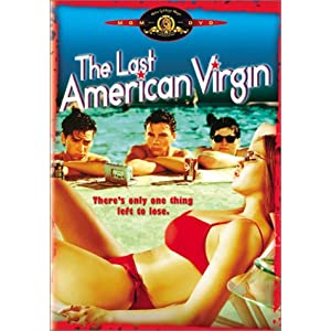 The Last American Virgin Lemon Popsicle DVD Cover