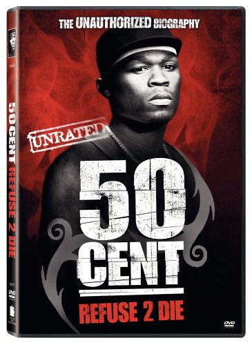 Cover art for  50 Cent: Refuse to Die (Unrated Edition)
