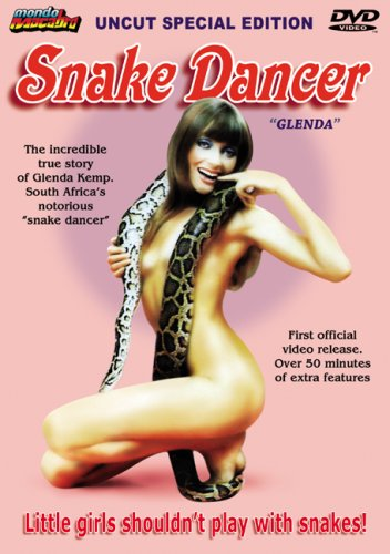 Snake Dancer [1976] (a.k.a. Glenda) (NTSC) [DVD] [Region 1] [US Import]