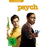 "Psych - 4. Staffel [4 DVDs]von ""James Roday"""