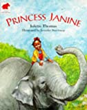 img - for Princess Janine book / textbook / text book