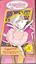 Angelina Ballerina - Center Stage Lights  Camera Action - The Show Must Go On