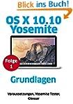 OS X Yosemite - Grundlagen