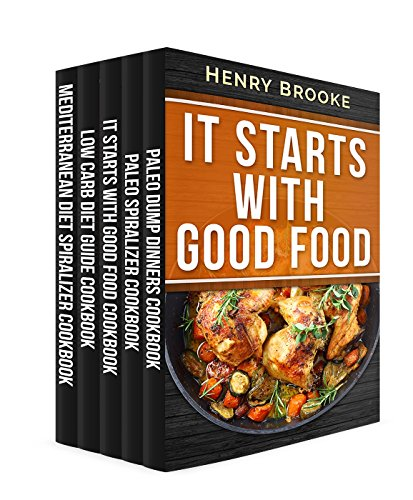 Low Carb Diet: Complete Low Carb Diet Box Set (Over 10 Books Included Free) by Henry Brooke
