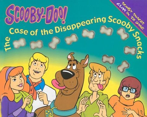 Scooby-Doo! : The Case of the Disappearing Scooby Snacks, LISA ANN MARSOLI, VINCE MUSACCHIA