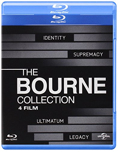 The Bourne Collection 4 Blu Ray PDF