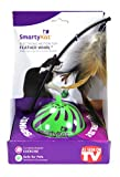 SmartyKat Feather Whirl Cat Toy Electronic Motion Ball