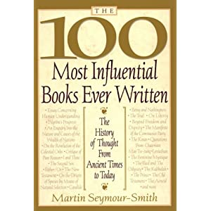 the 100 most influential books ever written letters republic. Black Bedroom Furniture Sets. Home Design Ideas