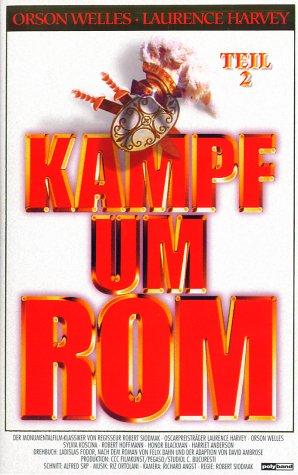 Kampf um Rom, Teil II [VHS]