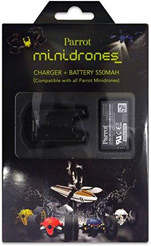 Parrot - Minidrones, cargador de batería (PF070072)