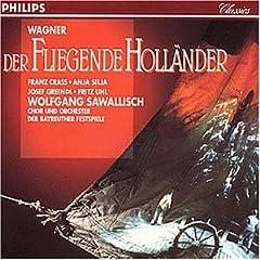 Wagner: Der Fliegende Holl舅der (Gesamtaufnahme) (Aufnahme Bayreuth 1961)