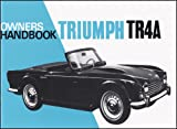 Triumph Cars Ltd Triumph TR4A Owners Handbook (Official Handbooks)