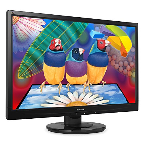 ViewSonic VA2746M-LED 27-Inch Monitor with Dual Stereo Speakers