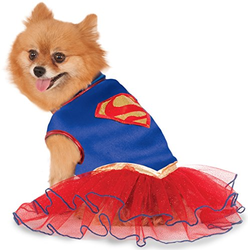Super Girl Tutu Dress Costume