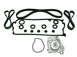 TBK Timing Belt Kit Honda Civic LX DX EX 1.7 2001 to 2005, less tensioner
