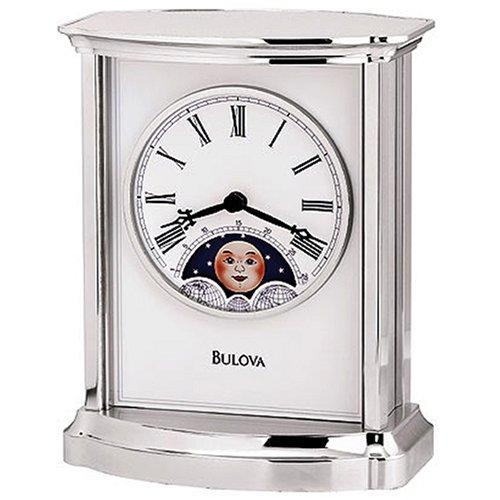 Bulova Bethel II Tabletop Collection Clock - B2451