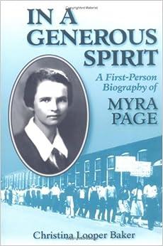 Generous Spirit   Generous Spirit