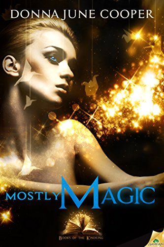 Mostly Magic by Donna June Cooper ebook deal