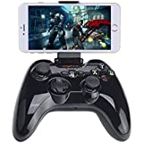 CEStore Apple MFi Certified App Store IOS Wireless Bluetooth Gamepad Game Controller Made For IPhone IPad IPod... - B01D1ELBJK