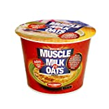 CytoSport Muscle Milk 'n Oats, Apple Cinnamon 6 - 2.7 oz (78 g) cups