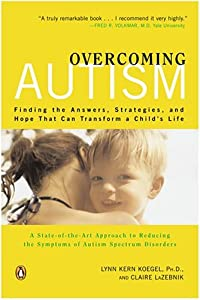 "Cover of ""Overcoming Autism: Finding the ..."