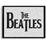 Urban Monk The Beatles 12x18 Inches Matte Poster