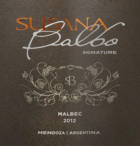 2012 Susana Balbo Malbec 750Ml