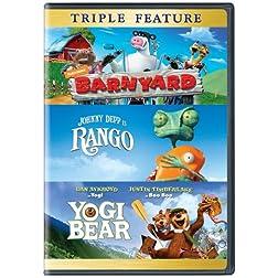 Barnyard / Rango / Yogi Bear