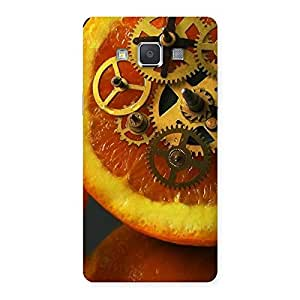 Orange Machines Back Case Cover for Galaxy Grand 3