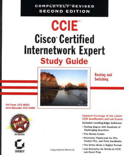 CCIEsmall /small : Cisco Certified Internetwork Expert Study Guide: Routing and Switching