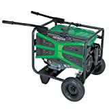 Hitachi E60 6,000-Watt 11 HP Portable Generator Powered By Honda