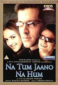 Na Tum Jaano Na Hum [UK Import]