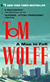 A Man in Full (0553580930) by Tom Wolfe