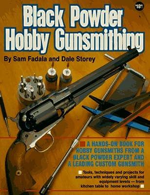 Black Powder Hobby Gunsmithing