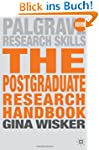 The Postgraduate Research Handbook: S...