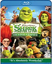 Shrek Forever After Blu-ray