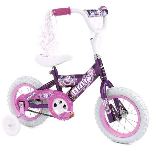 Huffy Sweet Style Girls Bike (12 Inch Wheels)