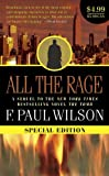 cover of All the Rage (Repairman Jack Novels)