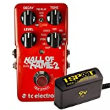 TC Electronic Hall of Fame Reverb v2 and Truetone 1 Spot Space Saving 9v Adapter