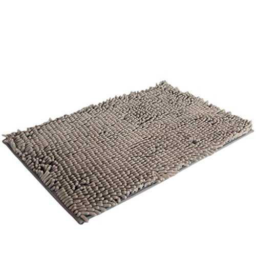 Tappetino-antiscivolo-Ouneed-Morbido-Shaggy-Non-di-Slittamento-Assorbente-da-Bagno-Mat-Bagno-Doccia-Rugs-Carpet