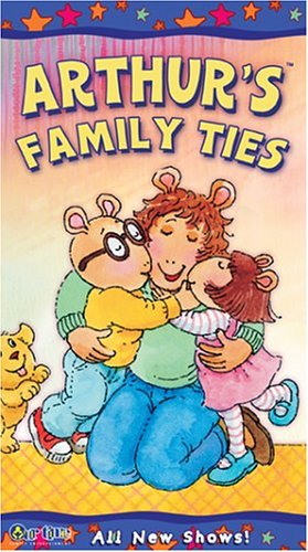 Arthur: Family Ties (Edit) [VHS]Arthur: Family Ties (Edit) [VHS]
