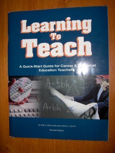Learning to teach: A quick-start guide for career &...