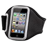 Hama Neoprene MP3 Marathon Armband Case for iPod Touch 4G