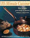 img - for 10-Minute Cuisine book / textbook / text book