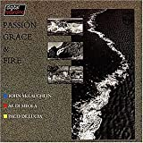 John McLaughlin Passion Grace & Fire