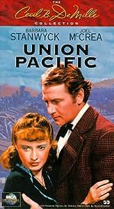 Union Pacific [VHS]