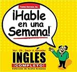 Hable en una Semana: Ingles Completo